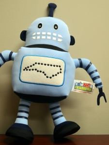 Kelvin, the NCSF's Spokesbot!