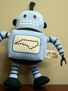 Kelvin, the NCSF's Spokesbot!