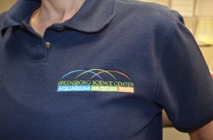 New Staff Shirts