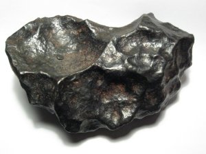Gibeon meteorite fragment