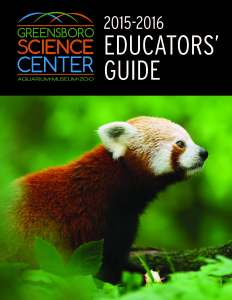 Cover For Educator's Guide