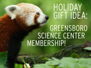 Greensboro Science Center Membership